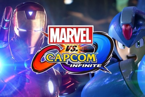 Marvel vs. Capcom: Infinite OS X