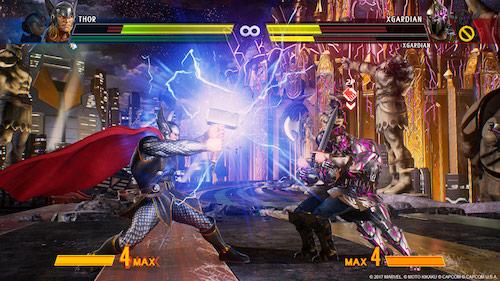 Marvel vs. Capcom: Infinite OS X