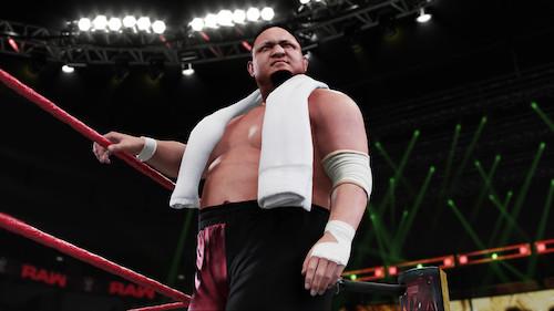 WWE 2K18 OS X