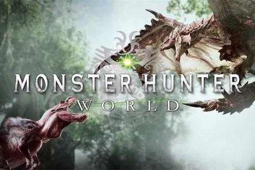 Monster Hunter World OS X