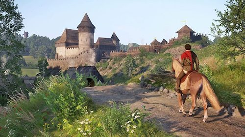 Kingdom Come Deliverance OS X