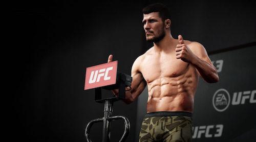 UFC 3 OS X