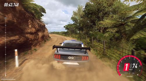 Dirt Rally 2.0 Mac OS X