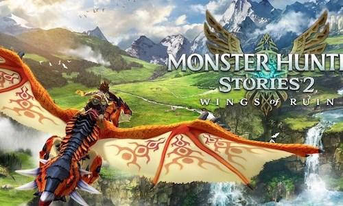 Monster Hunter Stories 2 Mac OS X