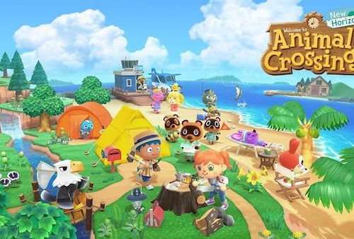 Animal Crossing New Horizons Mac OS X