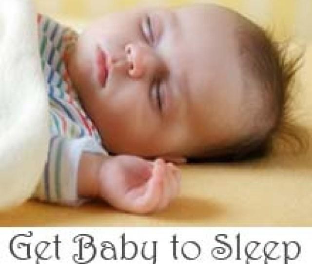 Get Baby Sleep Crib Jpg