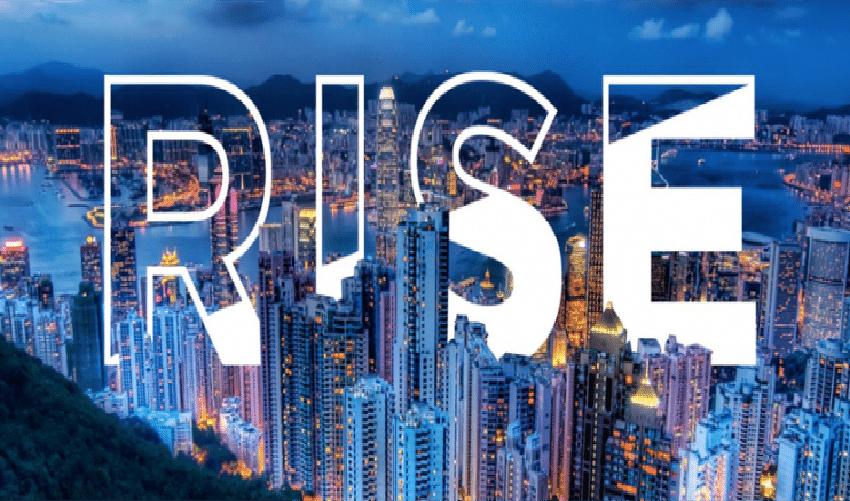.tech- RISE-ing in Hong Kong!