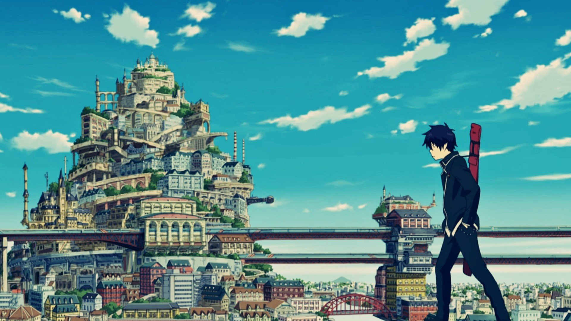 Ao No Exorcist Hd Backgrounds