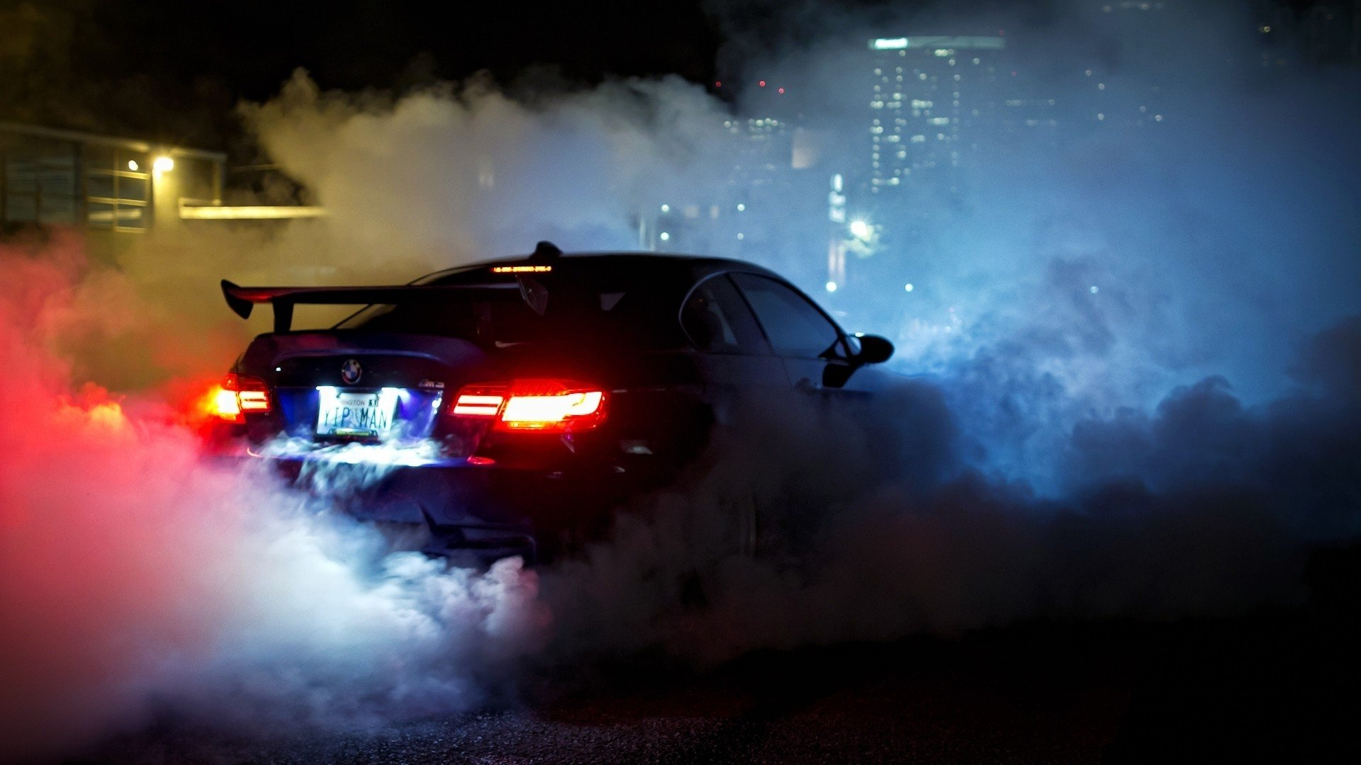 On this page you can browse car images and discover the beauty of car photography. Wallpaper 1920x1080 Px Car Fire Hd Night Smoke 1920x1080 Wallhaven 1779065 Hd Wallpapers Wallhere