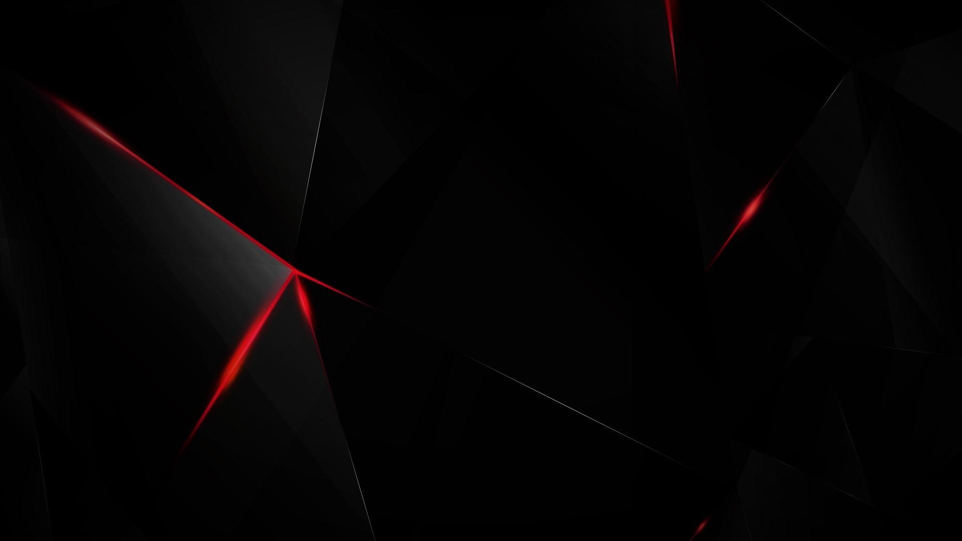 wallpaper : black, monochrome, dark, night, abstract, 3d, red, glass