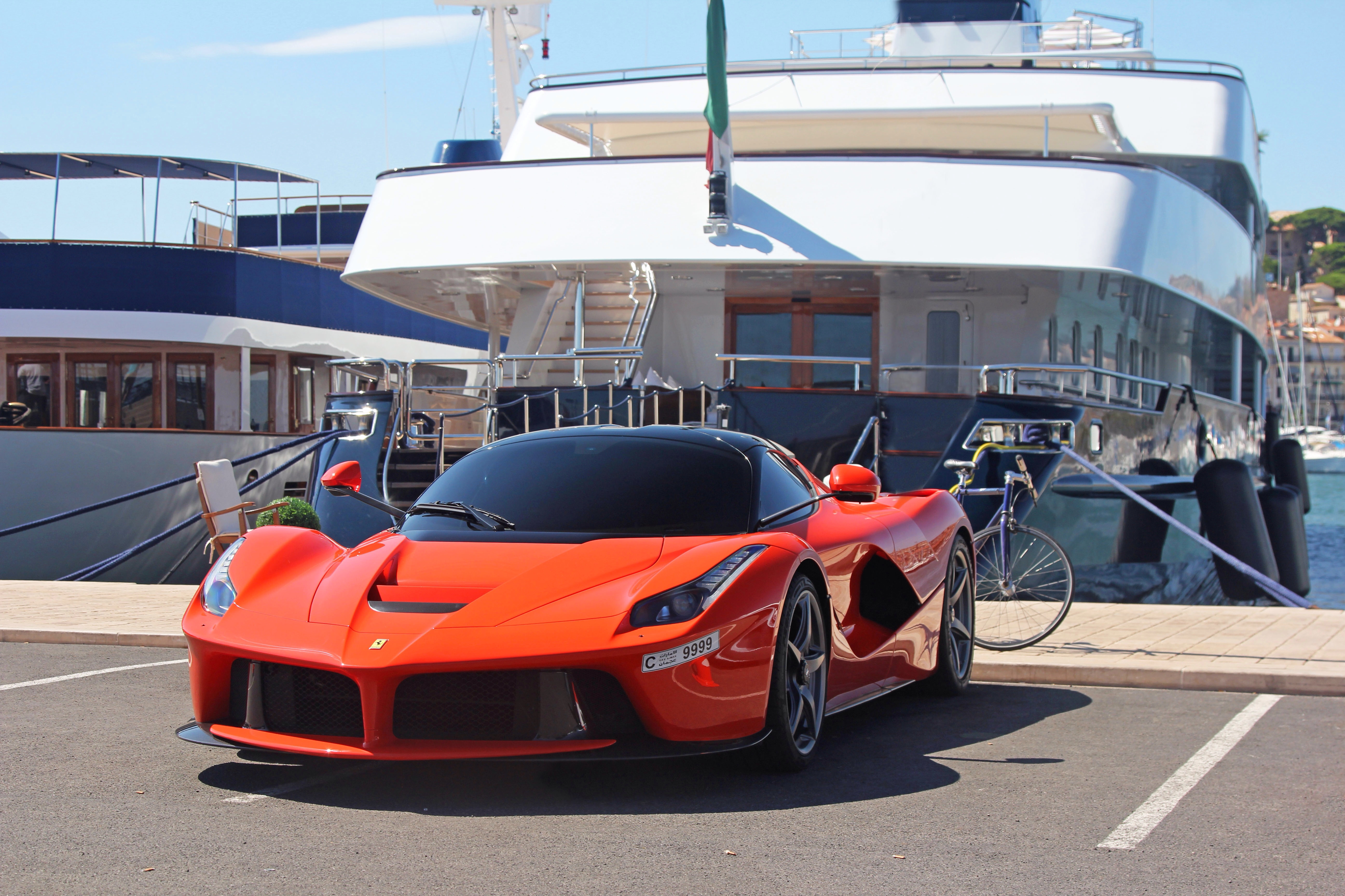 Every item on this page was chosen by a town & country editor. Wallpaper Black Sea Street Red Road Photography Supercars Instagram Canon Summer France Sports Car Ferrari Yacht Money Facebook Google Performance Car Qatar Cannes 2014 Laferrari Flickr Cute Wow Cool Girls Cars
