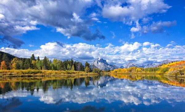 обои : лес, падать, Горы, озеро, воды, природа ...