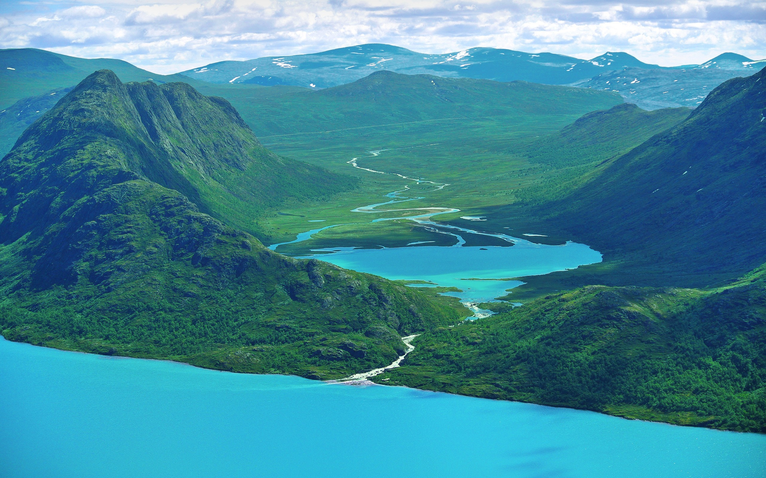Wallpaper Mountains Sea Nature Norway River Fjord