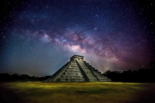 Wallpaper : night, architecture, sky, stars, Milky Way ...