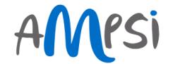 Logo de la feria inmobiliaria que hace referencia al congreso de mujeres profesionales del sector inmobiliario - AMPSI