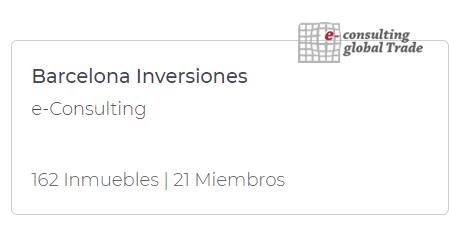 inmobiliaria de Barcelona que está colaborando