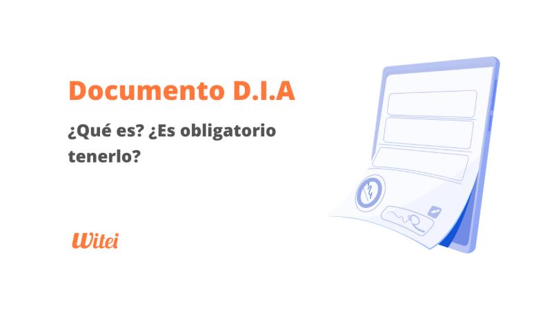 documento DIA
