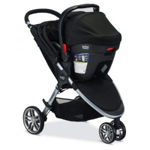Britax B-Agile and B-Safe Travel System Stroller Reviews