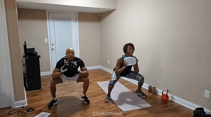 "HIIT LIVE Workout Vol. 24: ""Sold-Out"" Quick HIIT Cardio Workout"