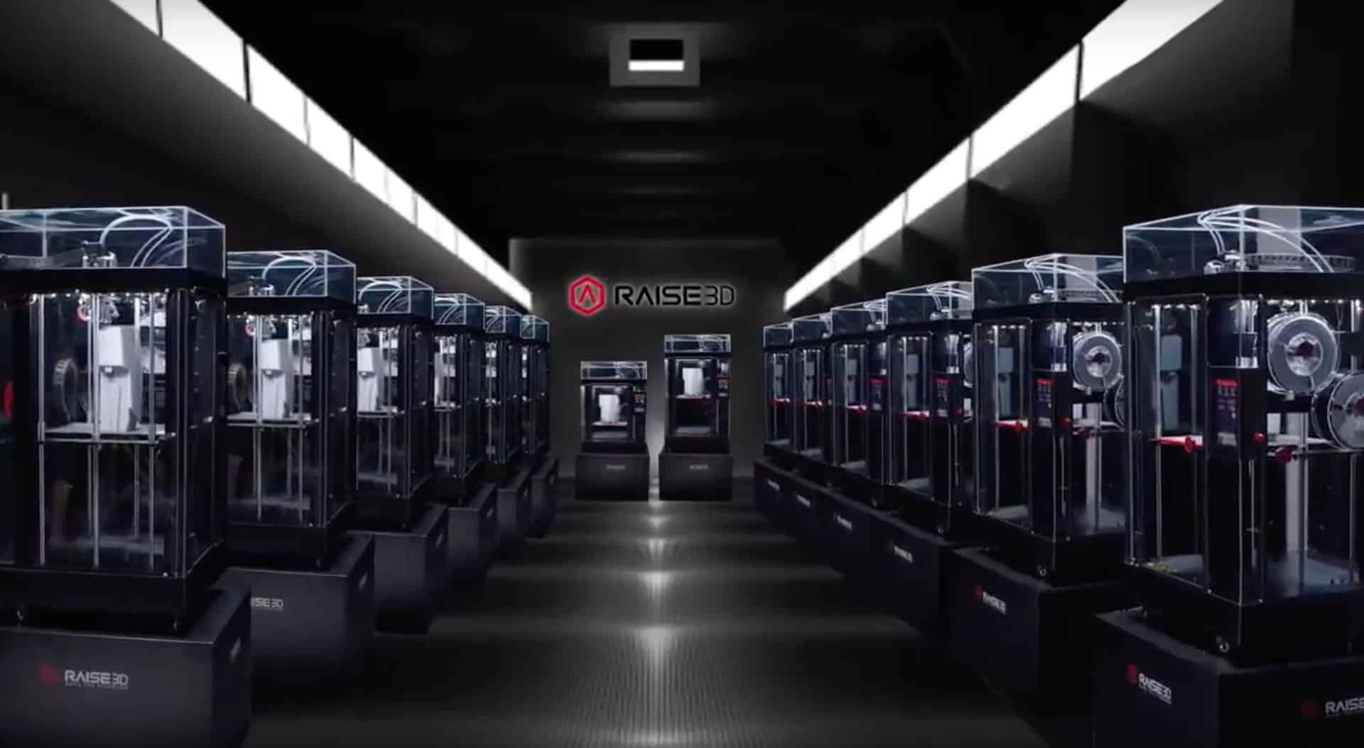 Raise3D Factory