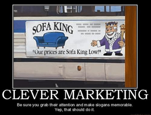 price sofa king low