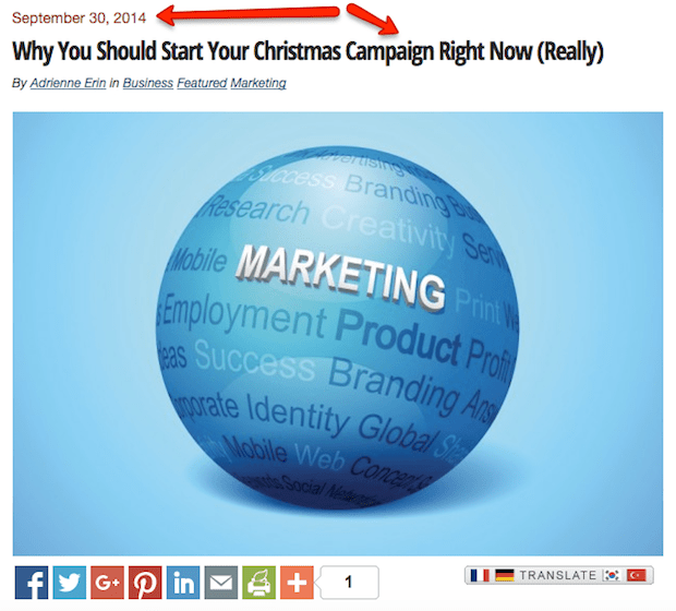 seasonal content marketing 11
