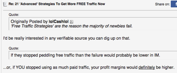 free traffic strategies