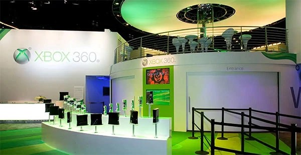 XBox E3 – Graphic Design / Production Setup for Envy