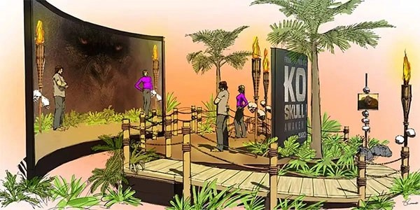 Kong Ar Experience – Creative Direction/Environmental Design/Concept Rendering For Pen & Public