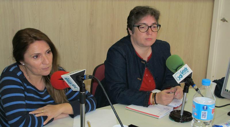Mónica Cerdá, Concejal de Empleo, Desarrollo Económico y Juventud, y Mónica Cobo, Portavoz del Grupo Municipal de Ciudadanos