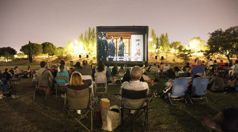 Vuelven las sesiones de cine de verano al aire libre