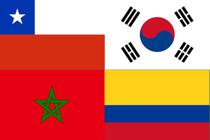 semifinales mundialito por la integracion