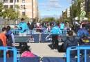 Medio millar de personas participaron en la Fiesta del Deporte y la Salud en Los Molinos