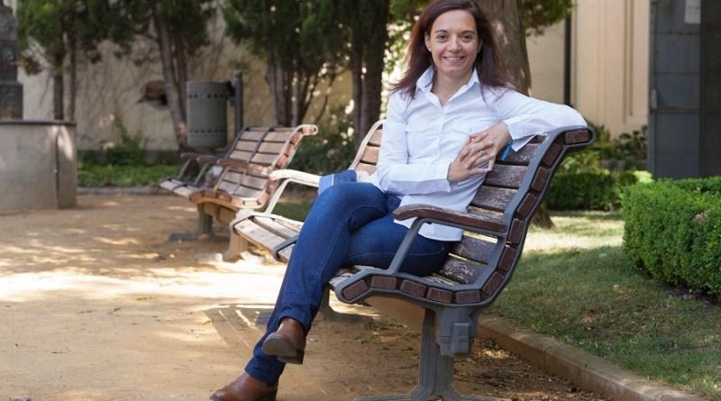 """Sara Hernández: """"La participación se va madurando cuanto más se ejercita"""""""