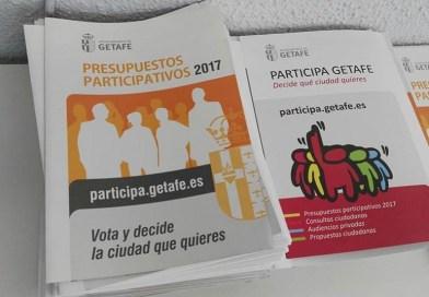 El 25 de junio finaliza el plazo de votación de los Presupuestos Participativos