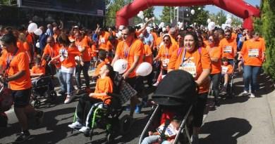 Dedines celebrará el 24 de septiembre su VI Carrera por la discapacidad