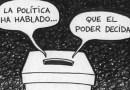 Política y poder en la tertulia de Getafe Despierta