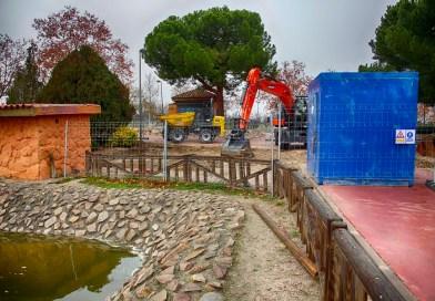 El agua del Lago del parque de La Alhóndiga-Sector III se filtrará mensualmente