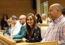 El pleno aprueba la readmisión de Ángeles Guindel