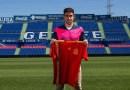 Jaime Mata es convocado con la Selección Española absoluta