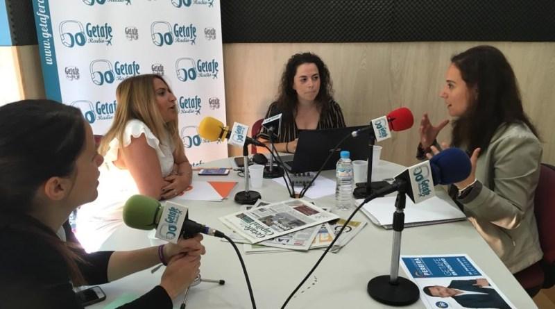 Psoe, Podemos y Cs debaten en GETAFE RADIO