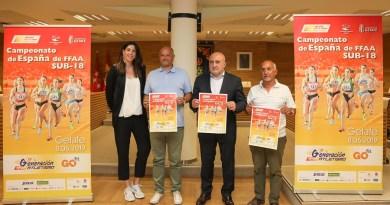 El complejo Juan de la Cierva acogerá el campeonato de selecciones autonómicas sub18 de atletismo