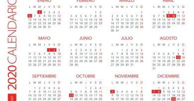 Calendario laboral Madrid 2020: 12 festivos y pocos puentes