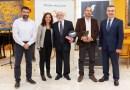 García Gual y Martín Doria recogen los premio José Luis Sampedro y Novela Negra Ciudad de Getafe
