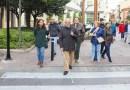 El Ayuntamiento instala un sistema pionero en semáforos para peatones con discapacidad visual