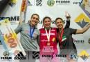 Ana Belén Argudo consigue tres oros en el Campeonato de España de Escalada