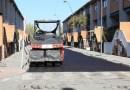 Getafe reasfalta las primeras 28 calles tras el paso de Filomena
