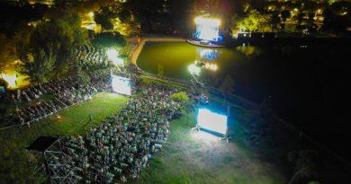 Sara Hernández: «Los conciertos del lago han llegado para quedarse»