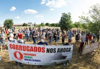 Convocan una manifestación el 22 de octubre bajo el lema Corrugados nos ahoga
