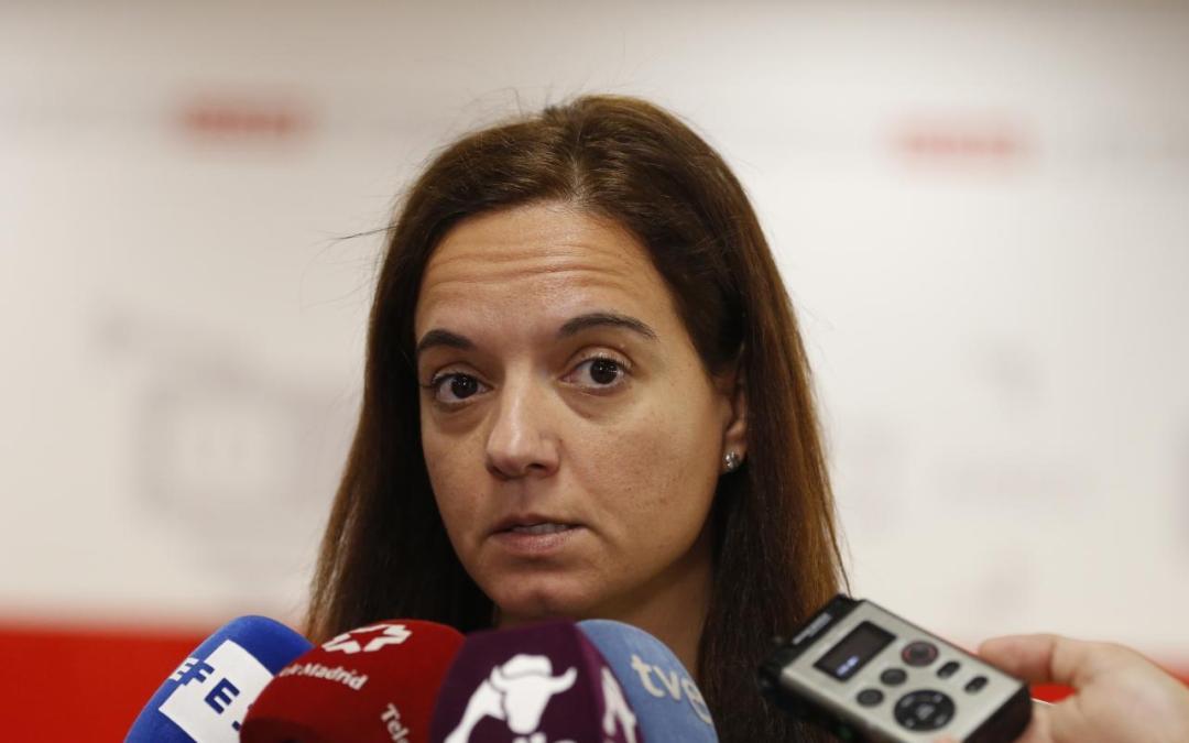 El compromiso con la aeronáutica llega al Congreso de la mano del PSOE